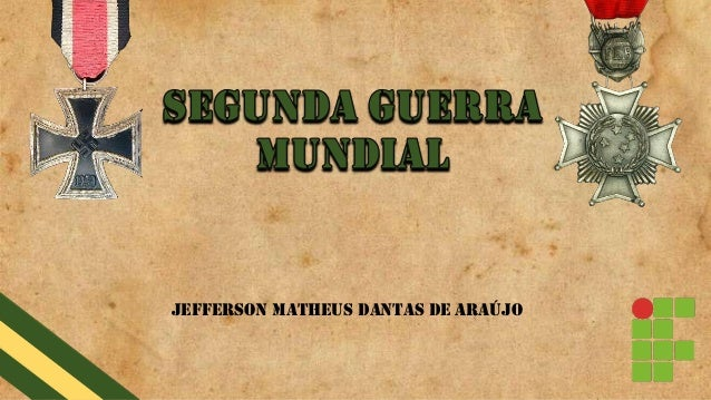 Jefferson Matheus Dantas de Araújo