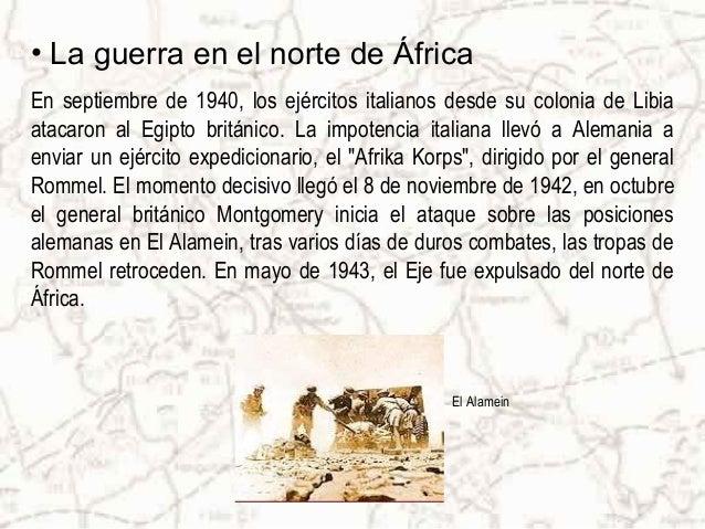 La victoria de los Aliados (1943-1945) • El viraje en favor de los Aliados El año 1941 marcó un momento clave en el deveni...