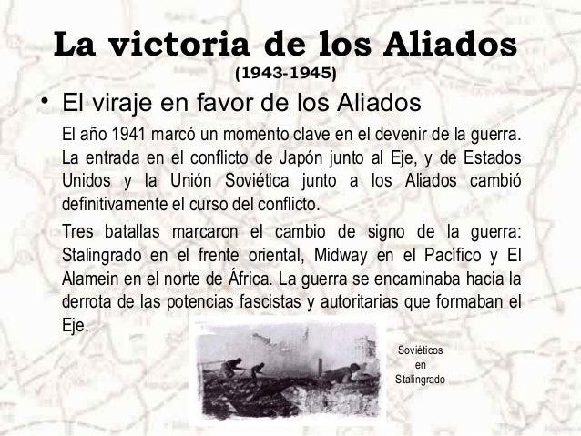 • La invasión aliada de Italia Mussolini fue forzado a dejar el poder, siendo reemplazado por Badoglio. Los Aliados desemb...