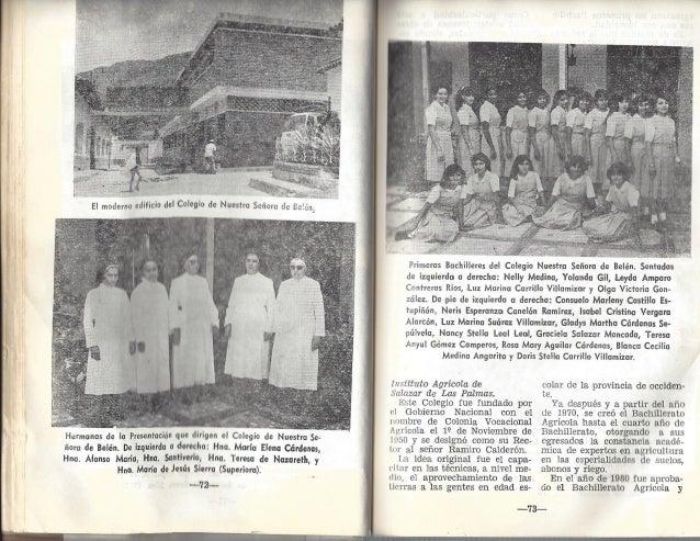 LIBRO DEL GENESIS DE SALAZAR DE LAS PALMAS, N.S. - SEGUNDA PARTE