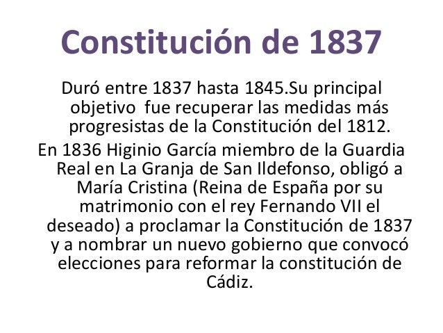 Matrimonio Romano Y Actual Diferencias : Segunda y tercera constitución española