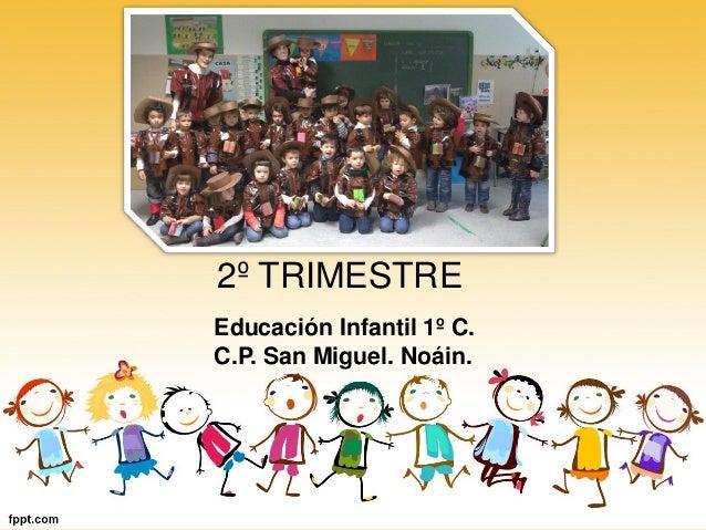 Title2º TRIMESTREEducación Infantil 1º C.C.P. San Miguel. Noáin.