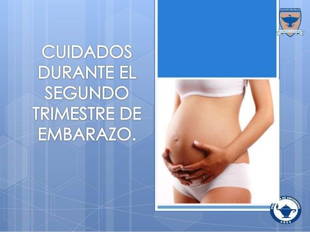 16c0b7abc Segundo trimestre de embarazo. Se extiende desde la 14 semanas hasta la 26  semanas. Se comienza a hacerse notar ...