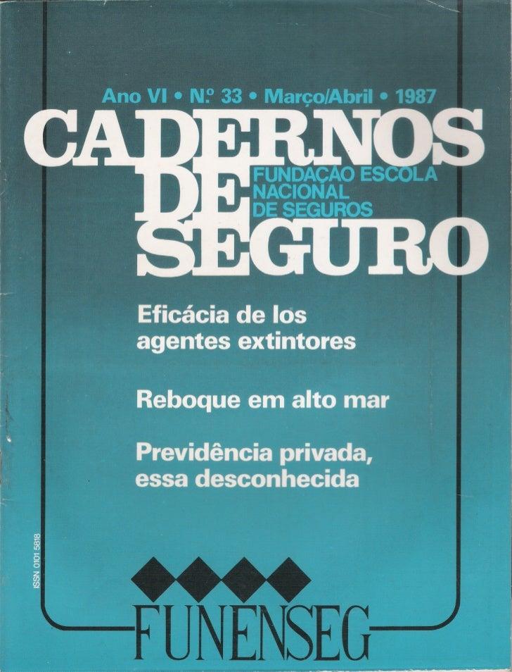 o seguro   e a segurança    patrimonial      3~ parte    Antonio Fernando    Navarro    ·    ·   Engenheiro civil    ·   E...