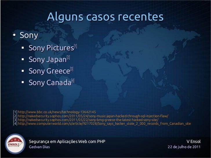 Segurança em Aplicações Web com PHP