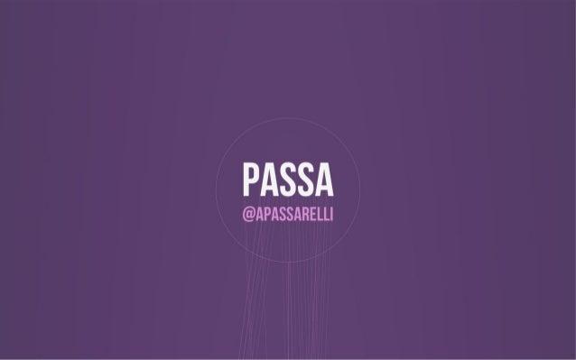 Debate Segurança e prevenção para as empresas nas mídias sociais, 28/11/2013 - Apresentação Ana Paula Passarelli