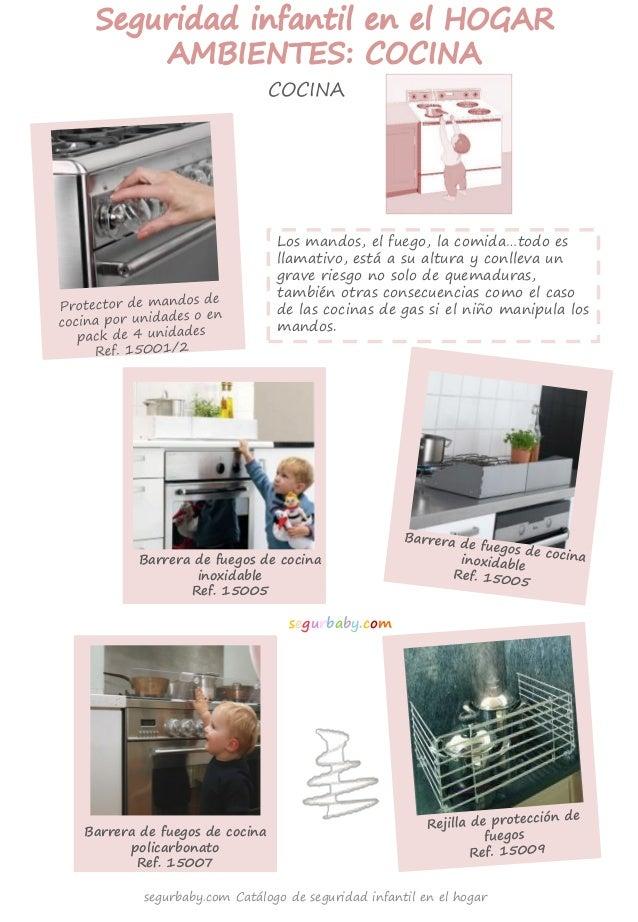 Cat logo de seguridad infantil en el hogar - Cocina hogar chiclana catalogo ...
