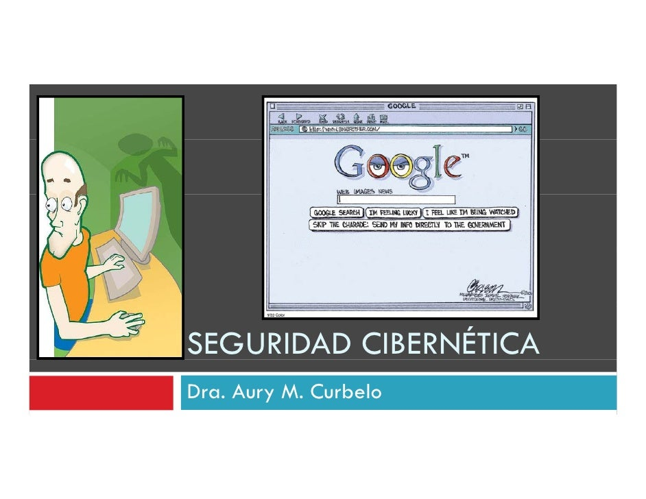 SEGURIDAD CIBERNÉTICA Dra. Aury M. Curbelo