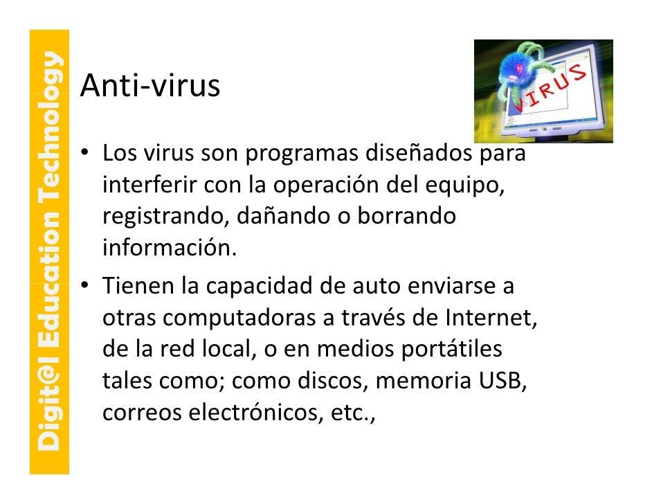 E cation Tech ogy                             Anti virus                             Anti‐virus                     hnolo ...