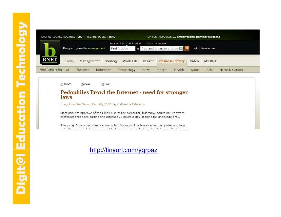 E cation Tech ogy   git@l Educ   n    hnolo                                 http://tinyurl.com/yqrpaz                     ...