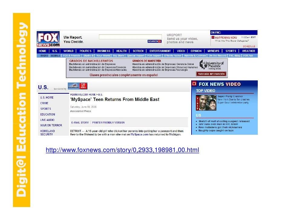 E cation Tech ogy   git@l Educ   n    hnolo                                 http://www.foxnews.com/story/0,2933,198981,00....