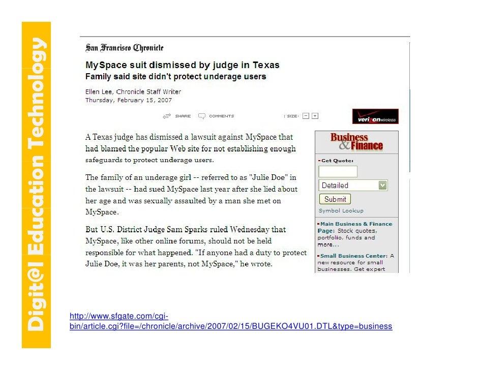 E cation Tech ogy   git@l Educ Dig            n    hnolo                                 http://www.sfgate.com/cgi-       ...