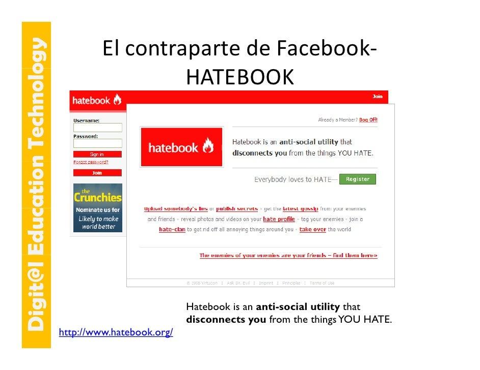 ElcontrapartedeFacebook‐         E cation Tech ogy                     hnolo                                           ...