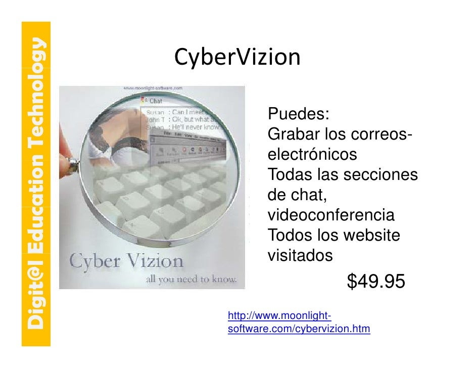 E cation Tech ogy                             CyberVizion                              y                     hnolo        ...