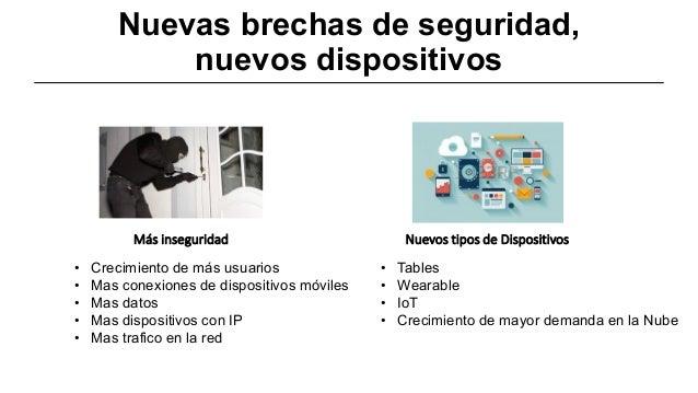 El desafío de la seguridad en el internet de las cosas.  Slide 3