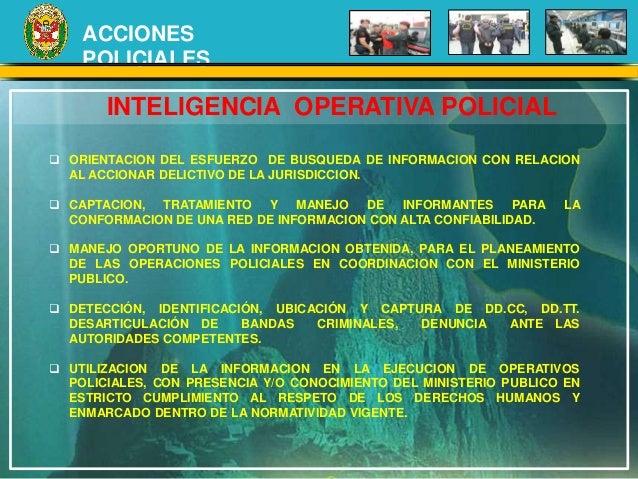 INTELIGENCIA OPERATIVA POLICIAL DOWNLOAD