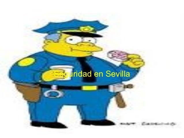 Seguridad en Sevilla