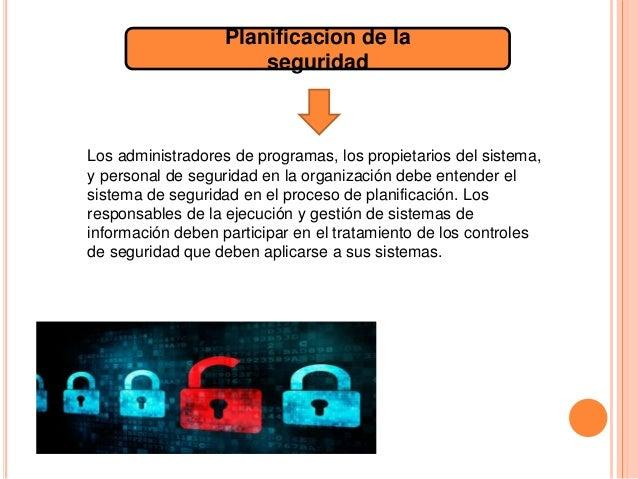 Seguridad de la informacion Slide 3