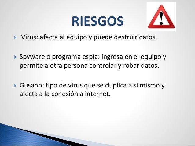 Seguridad en internet Slide 3