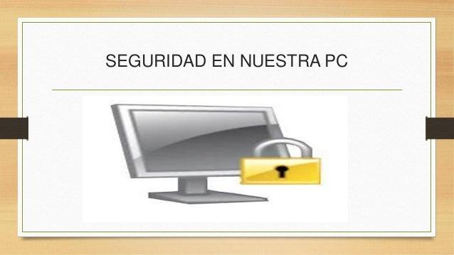 Seguridad en redes informaticas Slide 3