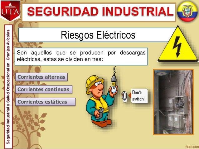Seguridad Industrial Y Salud Ocupacional De Granjas