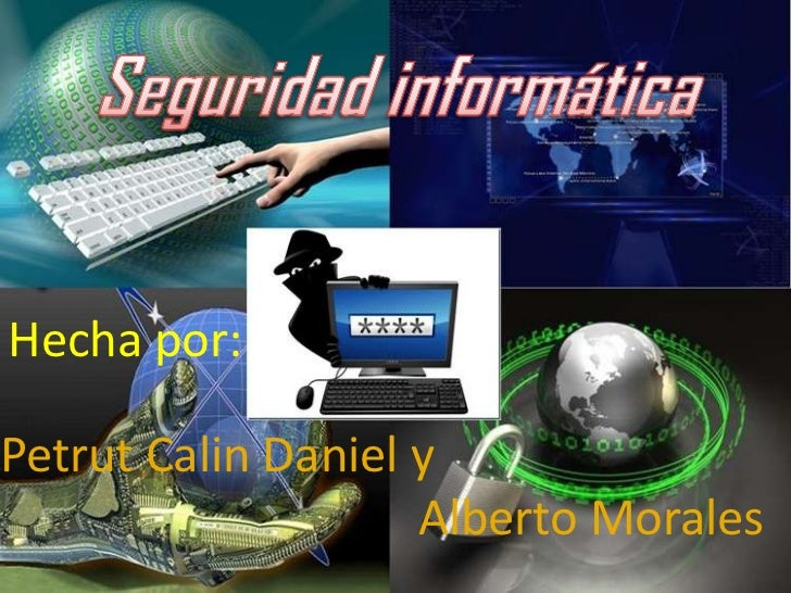 Hecha por:Petrut Calin Daniel y                    Alberto Morales