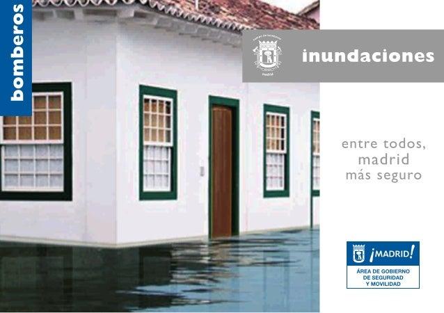 Seguridad inundaciones