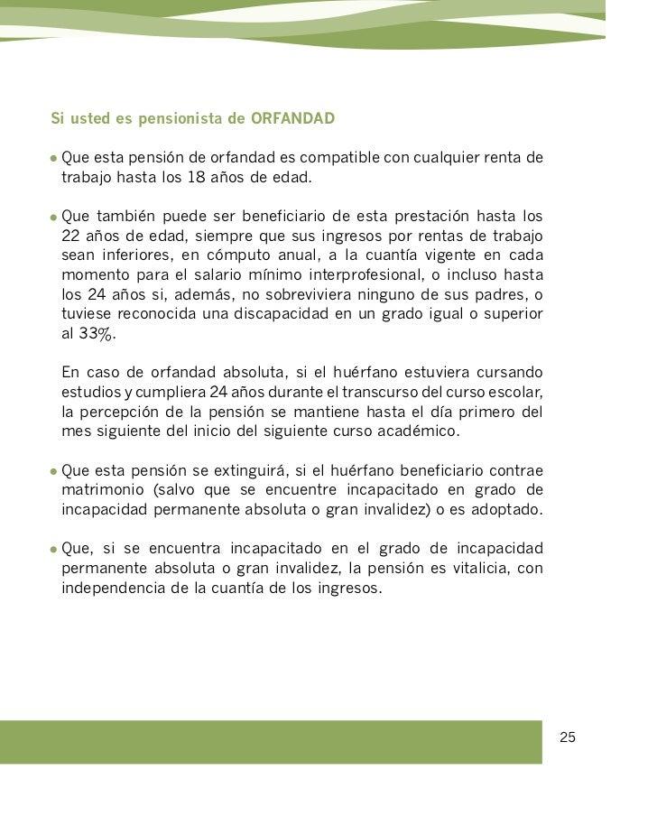 Seguridad social - Se cobra la pension el mes de fallecimiento ...
