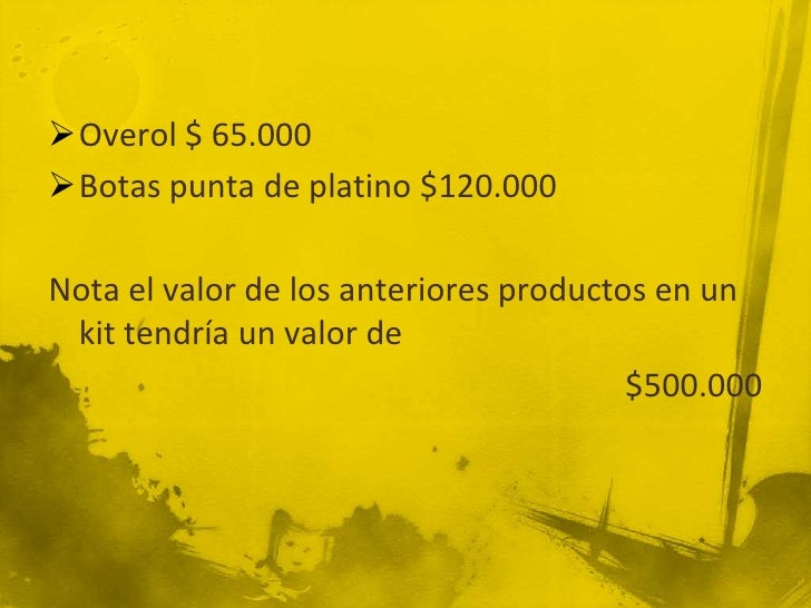 Panoramas de riesgoCuenta con:Visita a la empresaEvaluación de Riesgos Informe escrito                         $2.000.000