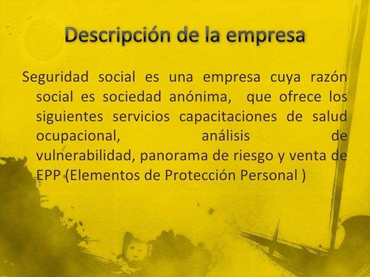 Mejorar el ambiente laboral de los trabajadores mediante capacitaciones e implementar la importancia del uso de elementos ...
