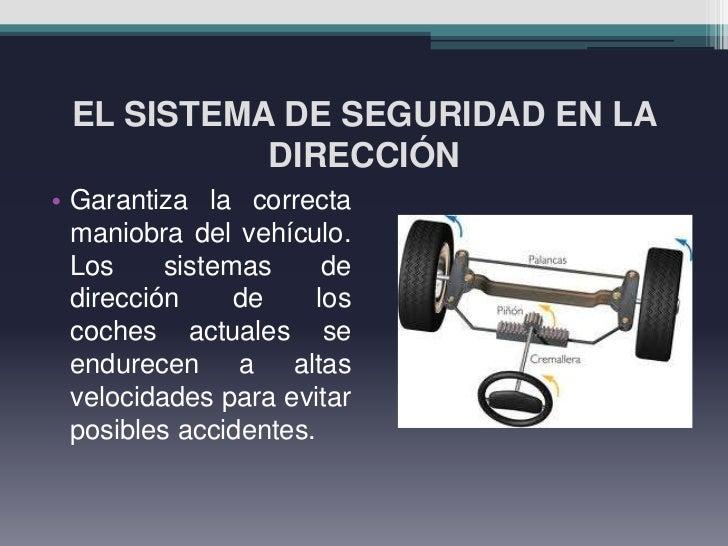 Seguridad y confort en vehiculos blogert - Sistemas de seguridad ...
