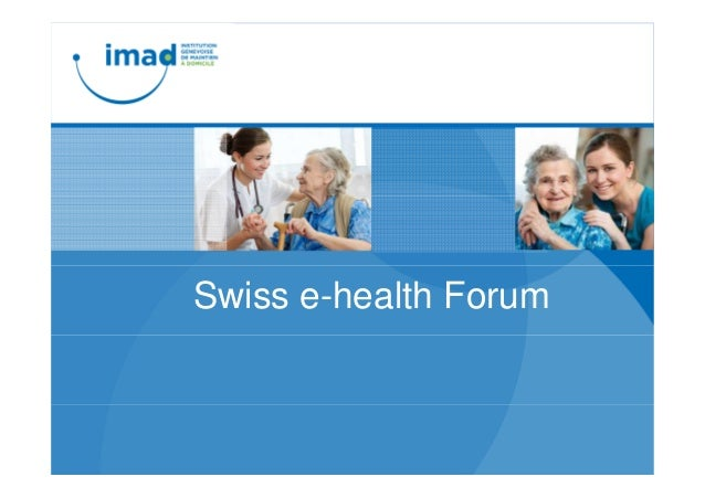 Swiss e-health Forum
