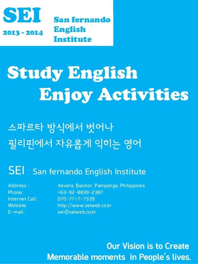 SEI Academy - Clark, Philippines