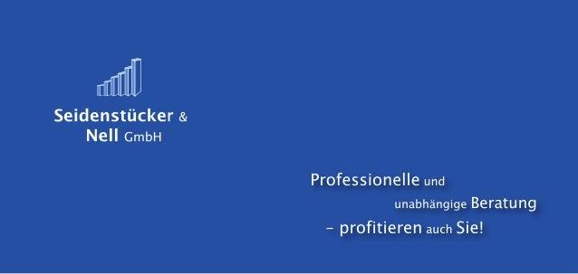 Seidenstücker & Nell GmbH