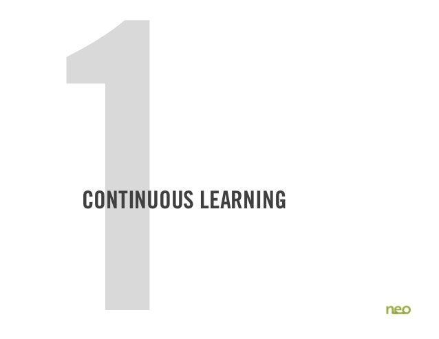 1CONTINUOUS LEARNING 14
