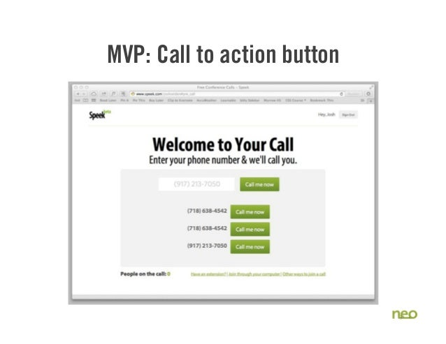 MVP: Call to action button 31