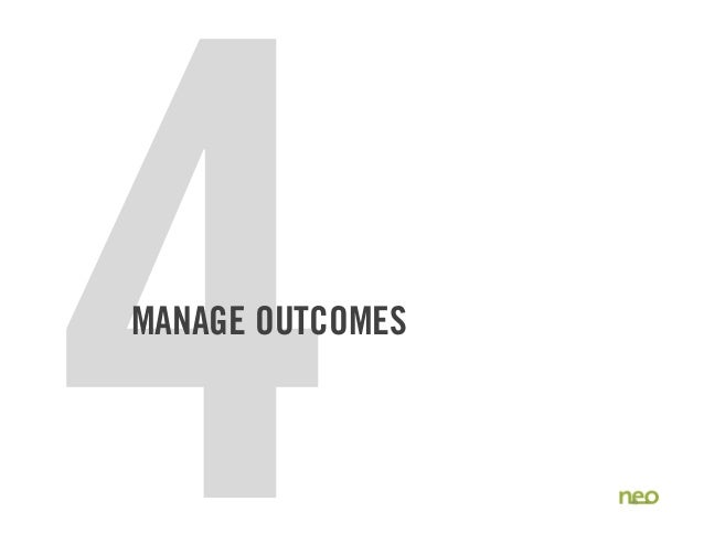 4MANAGE OUTCOMES 45