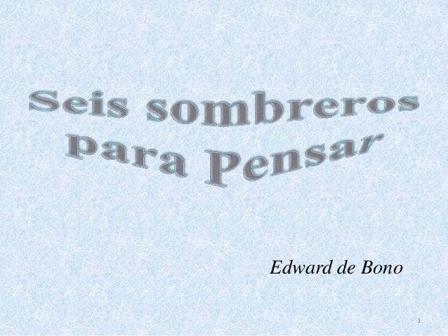 Edward de Bono 1