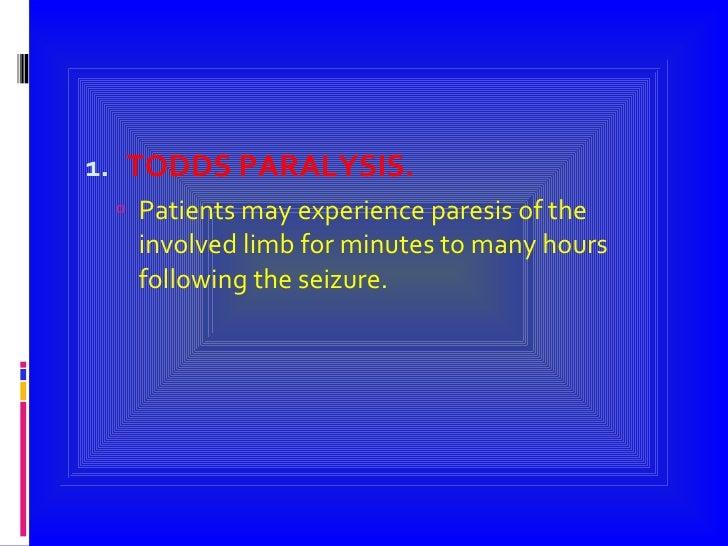 seizures and epilepsy, Skeleton