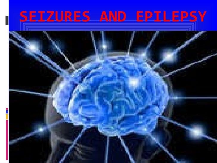 Seizures and epilepsy Slide 2