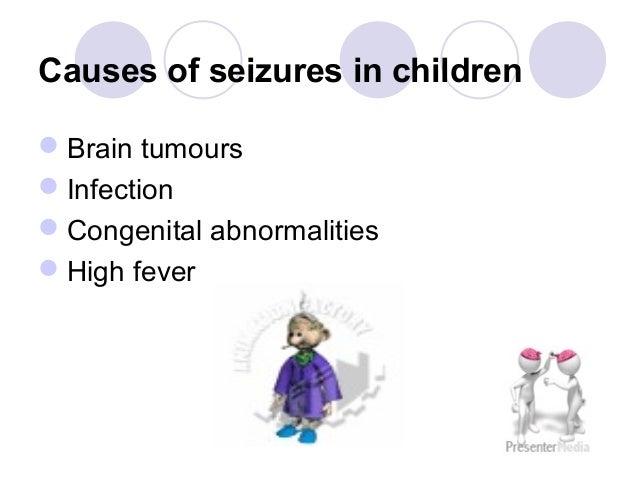 Seizures disorder