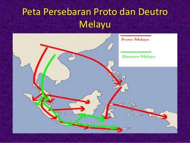 Kedatangan Proto Melayu dan Deutro Melayu