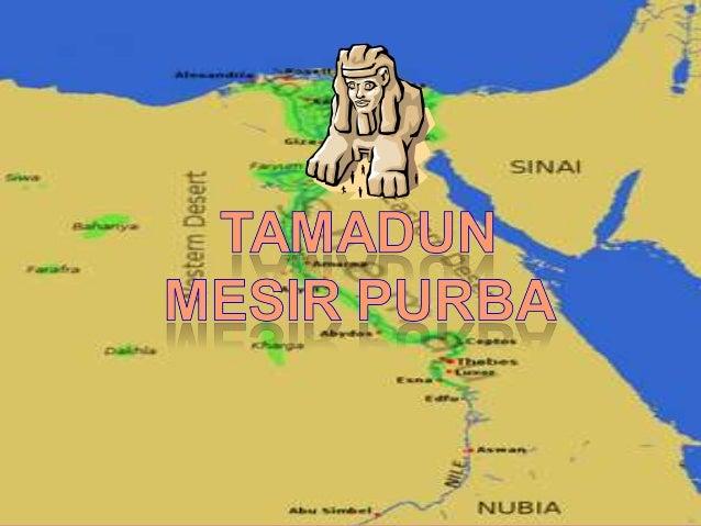Sejarah Bab 5 Ting 1 Mesir Purba