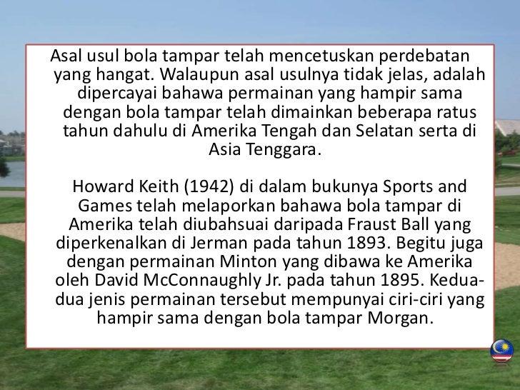 Sejarah bola tampar di dunia