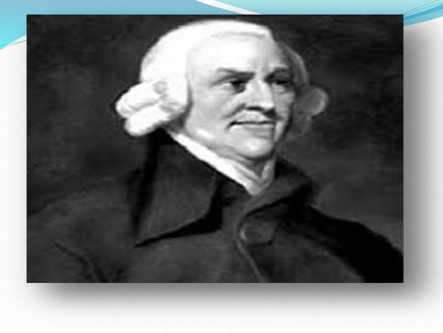 SUMBANGAN ADAM SMITH KEPADA PEMIKIRAN EKONOMI DI EROPAH a) Menurut Adam Smith, di dalam The wealth of Nations yang bertuli...