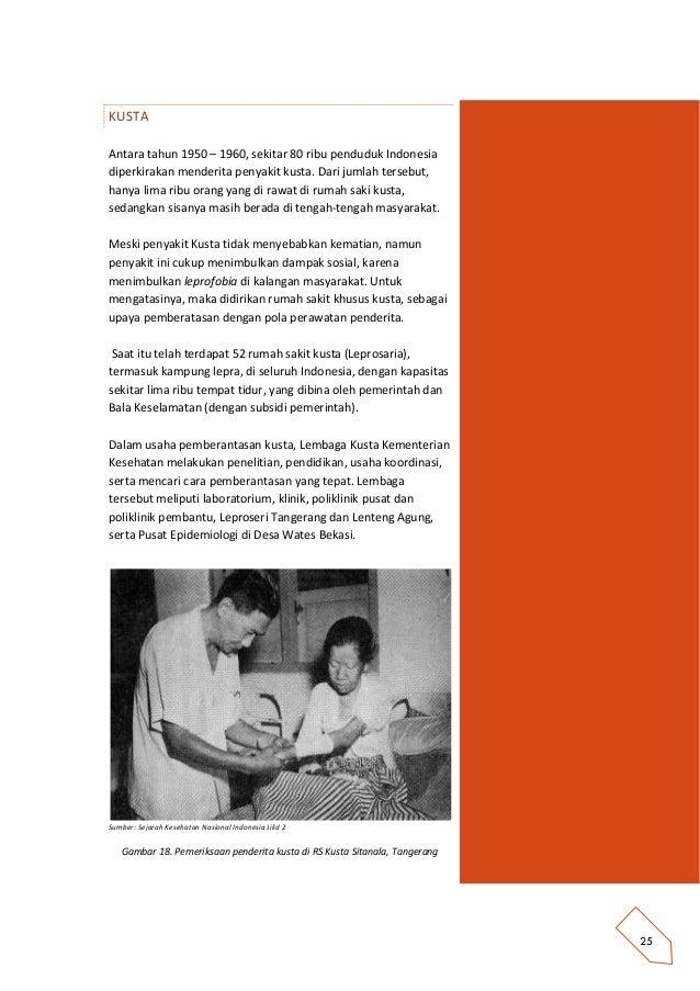 Sejarah Pemberantasan Penyakit