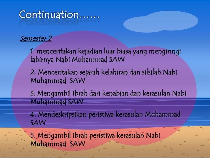 Contoh Hikayat Pada Masa Islam - Contoh O