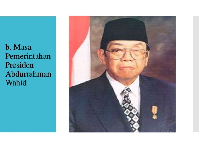  Tanggal 23 Juli 2001 anggota MPR secara aklamasi menempatkan Megawati duduk sebagai Presiden RI ke-5, setelah Presiden A...
