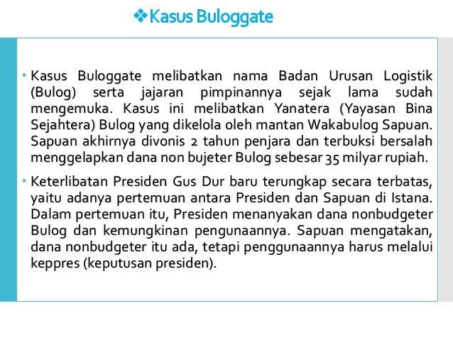 C. Masa Pemerintahan Presiden Susilo Bambang Yudhoyono