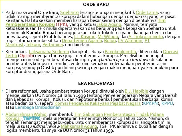Pasca Reformation